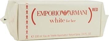 Amazoncom Emporio White By Giorgio Armani For Women Eau De