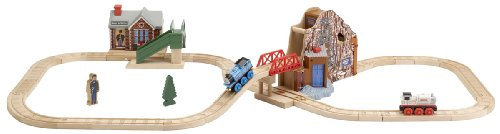 (Thomas and Friends Wooden Railway - The Great Discovery Set)