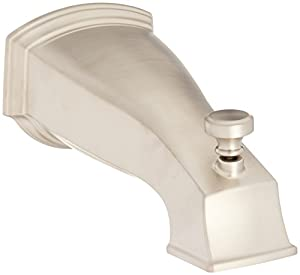 Moen S3859BN Rothbury Diverter Spout, Brushed Nickel