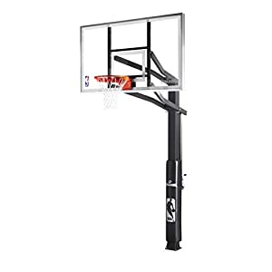 "Spalding ""888"" Series In-Ground Basketball Hoop"