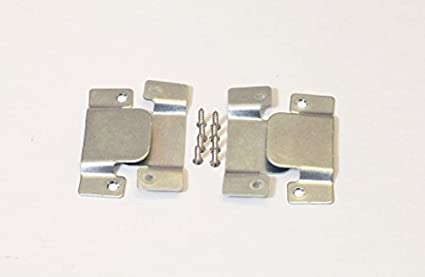 Podoy Universal Sectional Sofa Interlocking Furniture Connector (2 Sets  Screws)