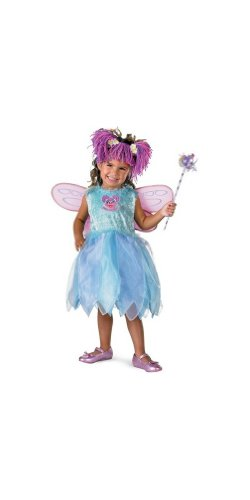 Deluxe Abby Cadabby Costume - Toddler Small -