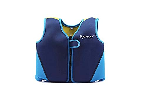 Baby's Swim Life Vest 3-4 Years Colour Blue and Yellow (Life Vests 5x)