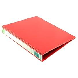 ad anelli formato A4 colore: Arancione Raccoglitore in plastica Chromos Leitz 230135 dorso ampio