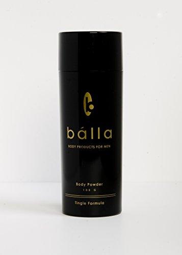 (Bálla for Men Body Powder - Tingle Formula, 100g)