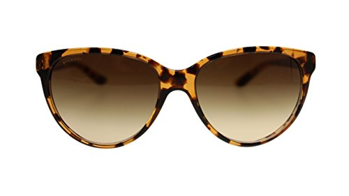 BVLGARI Women's Sunglasses BV8166B 529413 Red Havana Brown Gradient - Miu Outlet Miu