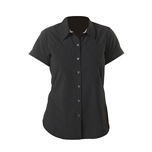 5.11 Women'sn Freedom Flex ss shirt Black, X-Small by 5.11