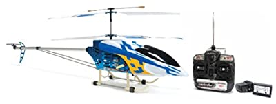 World Tech Toys Colossus Rc Helicopter Colors May Vary from World Tech Toys