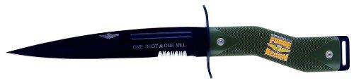 (United Cutlery Marine Force Recon Bowie Dagger with Nylon Sheath)