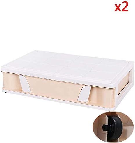 Caja de almacenamiento debajo de la cama A prueba de humedad ...
