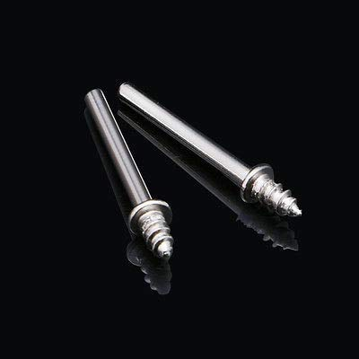 2 Shank For Grinding Wheel Maslin 100Pcs 13mm Wool Felt Polishing Buffing Pad