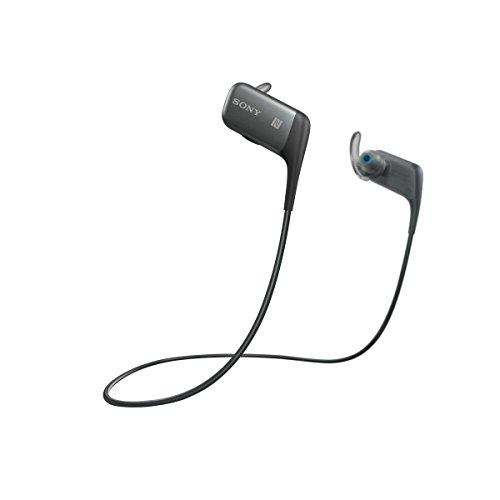 Price comparison product image Sony MDRAS600BT Active Sports Bluetooth Headset (Black)