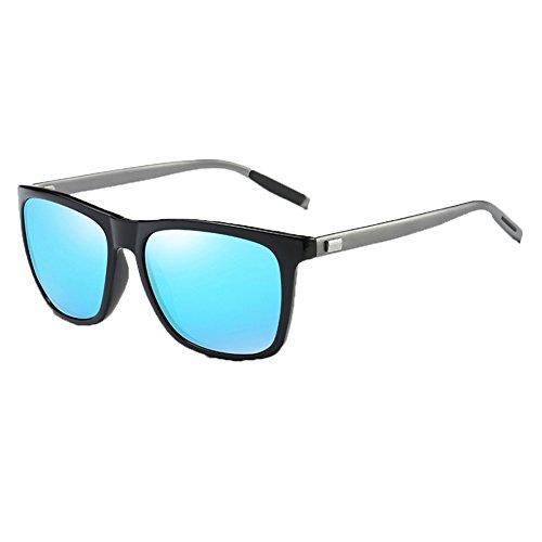 e2e85ea5c1 Outlet WYYY Gafas De Sol Gafas Gafas De Conducción Hombres Caja Cuadrada  Coloreado Clásico Retro Luz