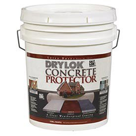 DRYLOK Latex Base Concrete Protector with SALTLOK 5 Gallon