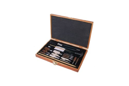 Outers 32 - Piece Universal Aluminum Gun Care Case by Outers (Image #2)