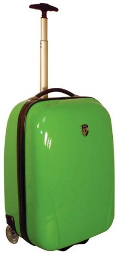 XCase Ultra-Light Carry-On Luggage - Green