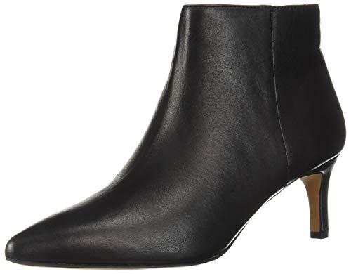 Franco Sarto Women's Devon Ankle Boot, Black, 6.5 M US