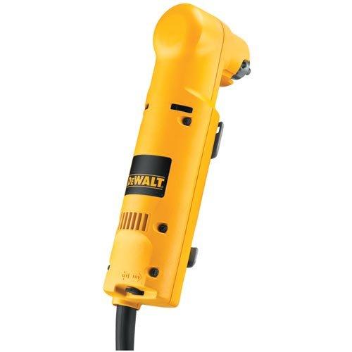 DEWALT DW160V 3/8-Inch VSR Right Angle Drill