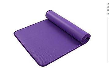 YOOMAT Esterilla de Yoga y Gruesa antideslizamiento y ...