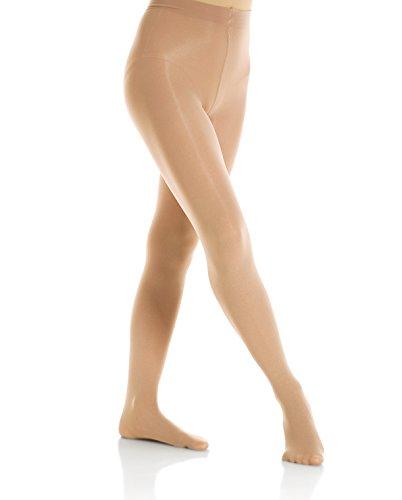 Mondor 3310 Womens Footed Tights Caramel, Sm