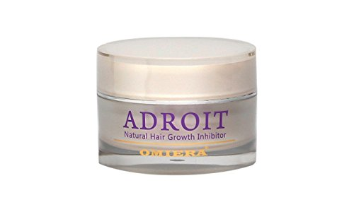 Omiera-Adroit-Facial-Hair-Growth-Inhibitor-Cream-Prevents-Breakouts-Ingrown-Hair-Razor-Burns-Redness-After-Waxing-Shaving-And-Hair-Removal-10-fl-oz