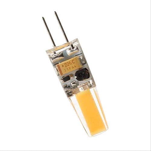 PMWLKJ G4 3W Cob LEDlicht maslamp Ac12v lamp in plaats van halogeenlampen zoals afgebeeld rood