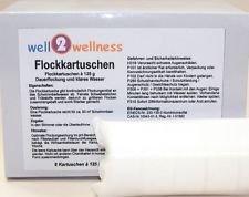 Flockkartuschen / Flockungsmittel Kartuschen 24 kg (192 x 125 g)