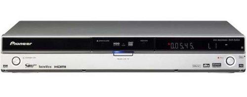 pioneer dvr 545hx s 1080p 160gb dvd hdd recorder multi region free rh ebay co uk Dish ViP722 DVR Manual Dish ViP722 DVR Manual