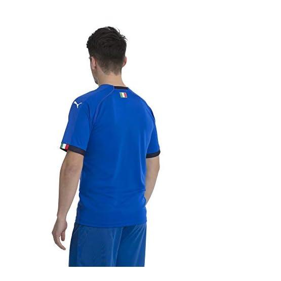 Puma FIGC Italie Maillot Domicile Homme