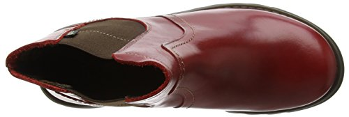 tex Fly Red Scon058fly Chelsea Women's London Gore Red Boots rZHZtq