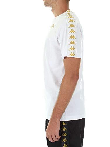 Man Slim Banda Gold White 222 Coen Kappa fPZFF