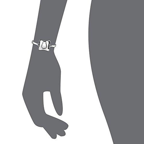 Sistakno Sterling Argent Cheval À Bracelet 925 nbsp;fer HCHZwxr1q