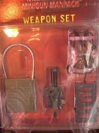 21st Century Toys Villains 1:6 M134 Minigun Weapon for sale  Delivered anywhere in USA