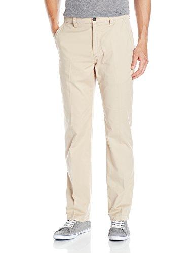 Quiksilver Waterman Men's Longshore Pants, Chinchilla, 34