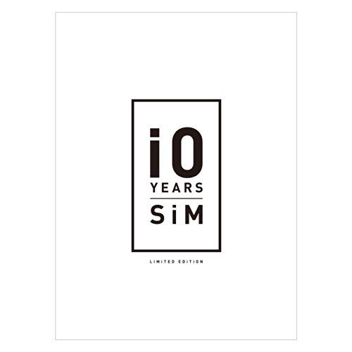 SiM / 10 YEARS[初回限定盤]