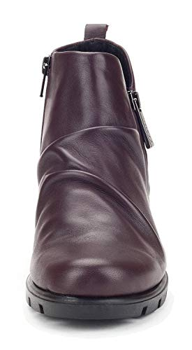 Woman Flexx Burgundy The Slingshot Boot Ankle a0axIw