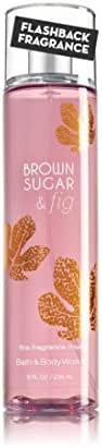 Bath and Body Works Fine Fragrance Mist, Brown Sugar and Fig, 8.0 FL Ounce