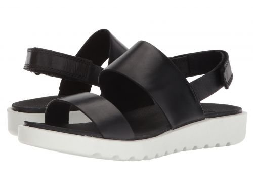 ECCO(エコー) レディース 女性用 シューズ 靴 サンダル Freja Classic Sandal - Black [並行輸入品]