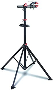 Stanz (TM) Adjustable Bike Repair Stand - Includes Tool Tray - 66 lbs Capacity