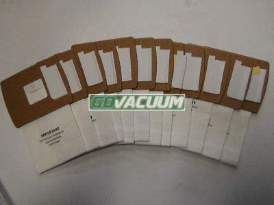 Housekeeper Allergy Canister Vacuum Cleaner Bags by DVC ()