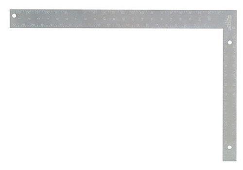 Johnson Level & Tool CS1 16-Inch x 24-Inch Steel Carpenter Square by Johnson Level & Tool