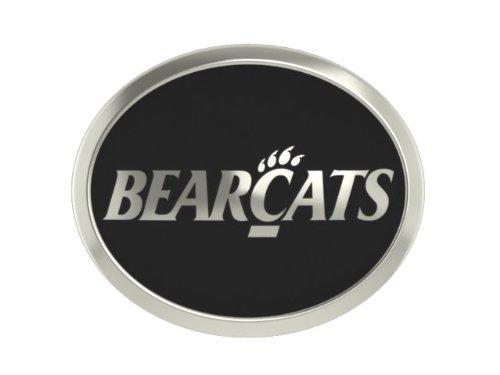 University of Cincinnati Bearcats Antiqued Bead Fits Most European Style Charm Bracelets