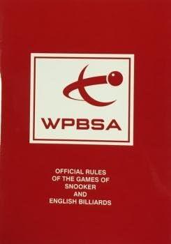 Tiza para taco de Snooker diseño con texto en inglés de oficial de ...