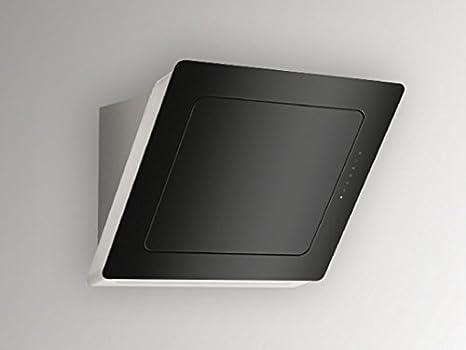Silverline Pop De Out Premium PPW 693 S/pared Campana/acero inoxidable/cristal/negro/60 cm/Borde aspiración/: Amazon.es: Grandes electrodomésticos