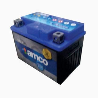 Amco ATZ4L 3AH 3 Ah Battery for Bike