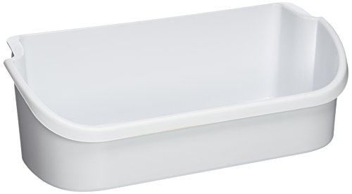 Price comparison product image Exact Replacement Parts ER240356401 Refrigerator Bin,  White
