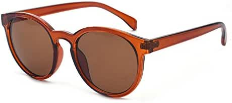 Outray Unisex Vintage Small Round Sunglasses