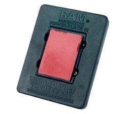 RAM Magnetic Power Plate III for Radar Detectors