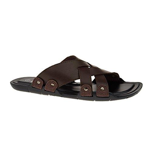 London Footwear ,  Herren Pantoffeln Braun