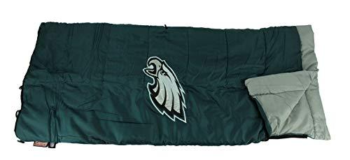 NFL Philadelphia Eagles Sleeping Bag, Large, Team Color